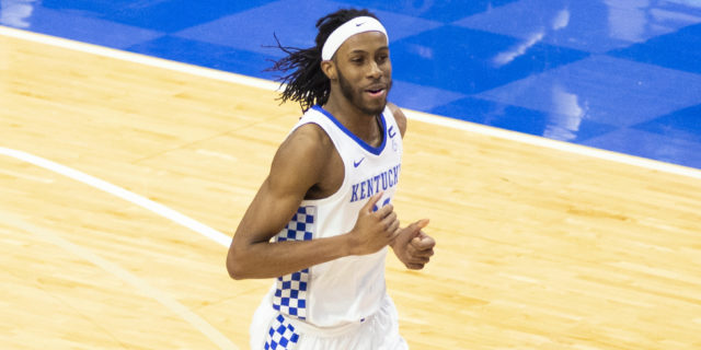 2021 NBA Draft: IND picks Isaiah Jackson No. 22 after trade with WAS