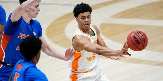 2021 NBA Draft: 76ers pick Jaden Springer No. 28
