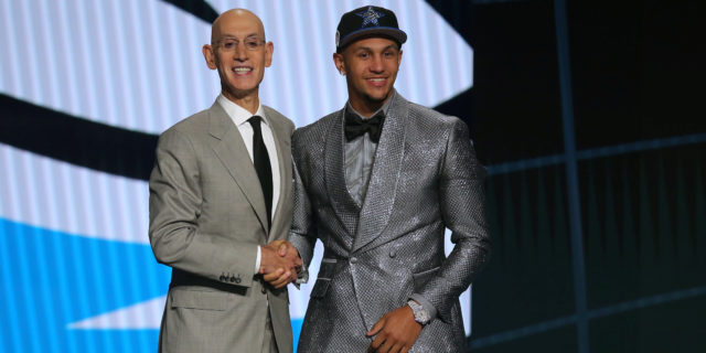 Magic thrilled to get Jalen Suggs at No. 5, Franz Wagner at No. 8