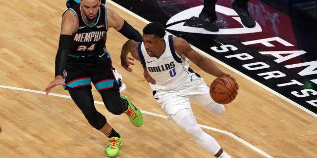 Mavericks trade Josh Richardson to Celtics for Moses Brown