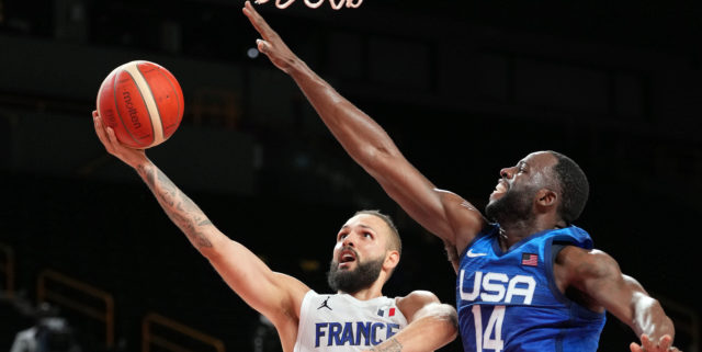 Gold and green: Olympic basketball, NBA business intersect