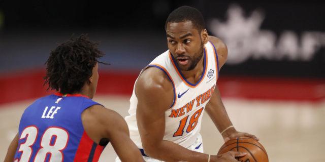 Alec Burks, Nerlens Noel both agree to Knicks return on three-year deals