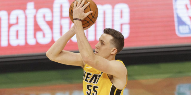 Duncan Robinson agrees to re-sign with Heat on 5-year, $90 million deal