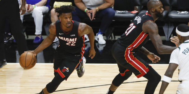 Jimmy Butler signs 4-year, $184 million max contract extension