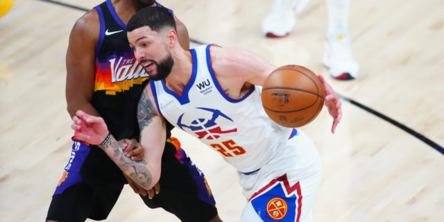 Austin Rivers agrees to re-sign with Nuggets on one-year deal