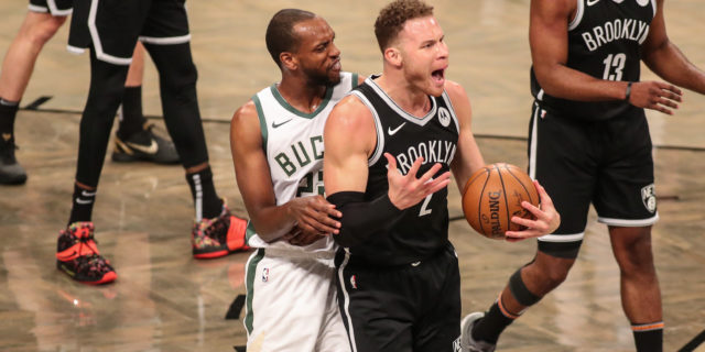 Blake Griffin, Nets agree to one-year deal