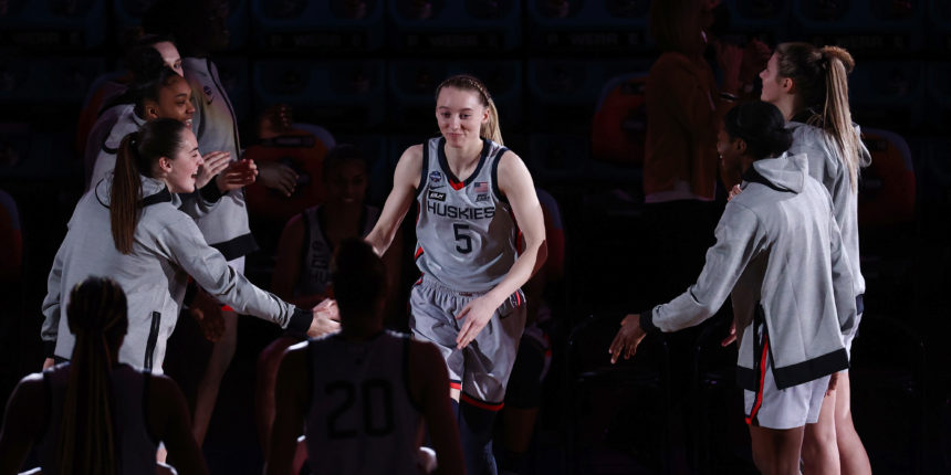 Paige Bueckers files trademark for 'Paige Buckets' nickname