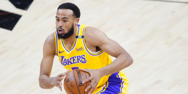 Talen Horton-Tucker re-signs with Lakers on 3-year, $32 million deal