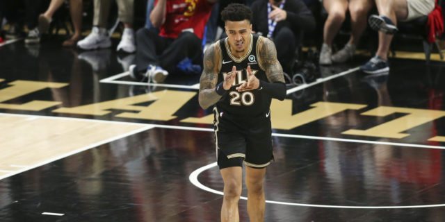 John Collins agrees to 5-year, $125 million extension with Hawks
