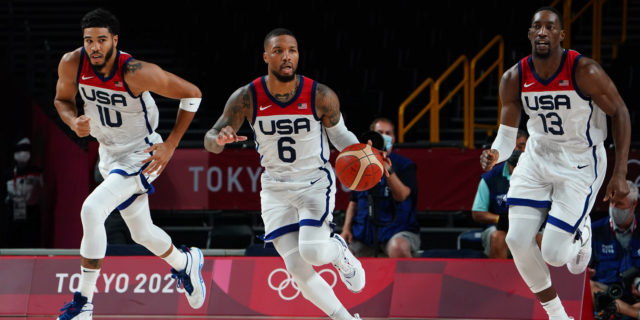 10 things to know ahead of USA-France Olympic gold-medal game