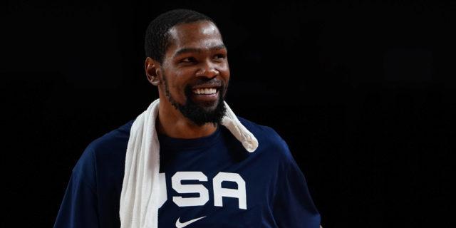 Behind Kevin Durant, Team USA completes inspiring gold medal run