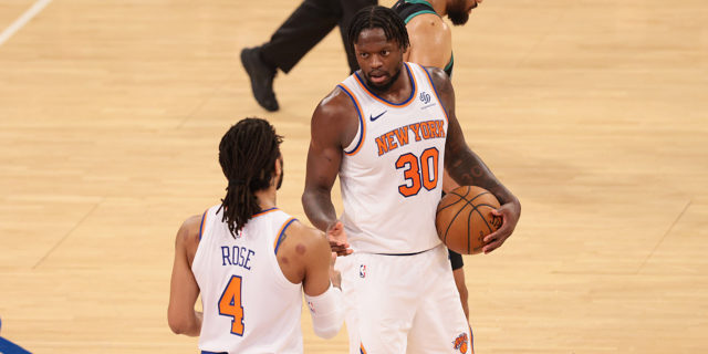 For a change, a successful free-agency period propels Knicks forward
