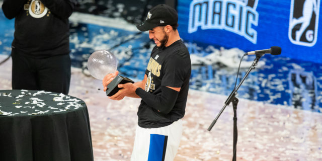 NBA G League Finals MVP Devin Cannady remains focused on bigger goals