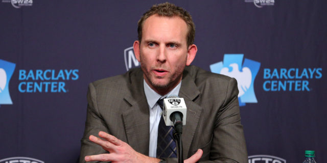 Sean Marks confident Irving and Harden will sign extensions with Nets