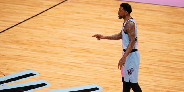 Udonis Haslem to return to Heat on one-year deal worth $2.6 million