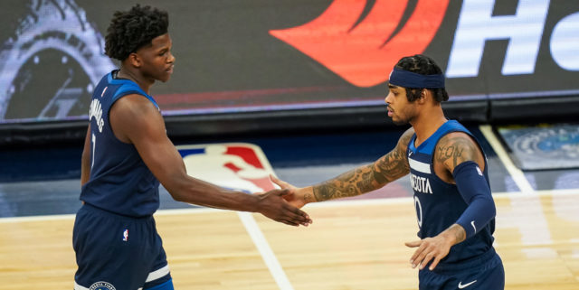 Can the Timberwolves step forward in the loaded Western Conference?