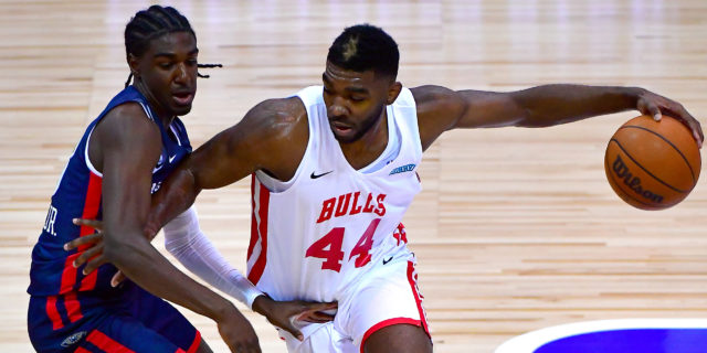How the Bulls pushed Patrick Williams' offensive evolution in Vegas