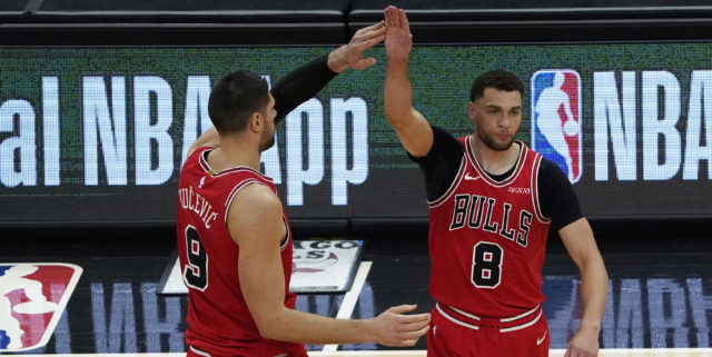 Over Bulls win total getting most action at DraftKings