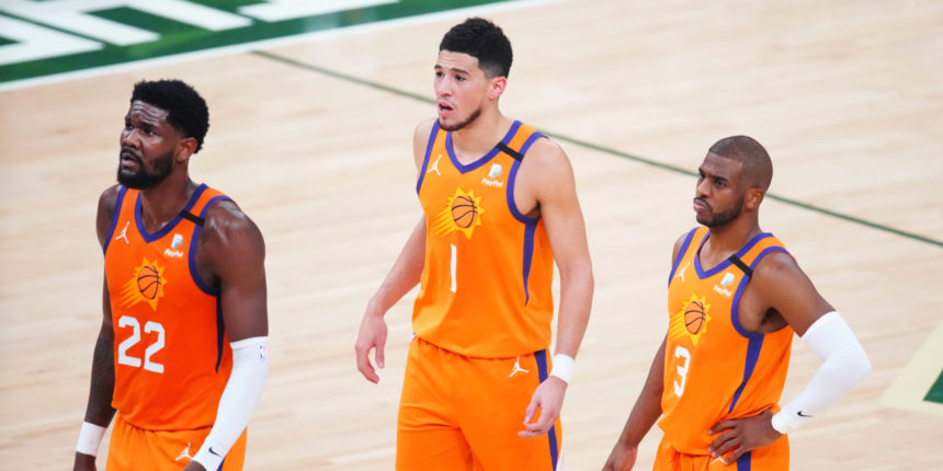 Suns' early-season schedule should lead to a hot start in the West