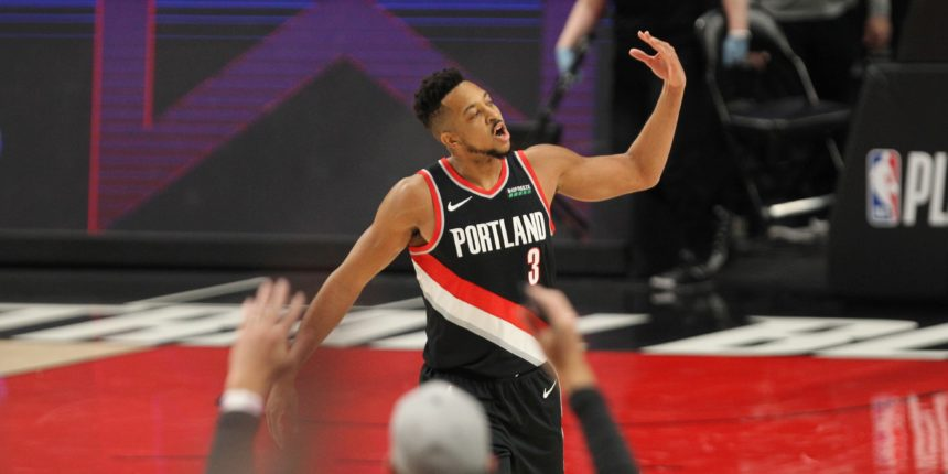 CJ McCollum: 'Every year we have a chance to win a championship'