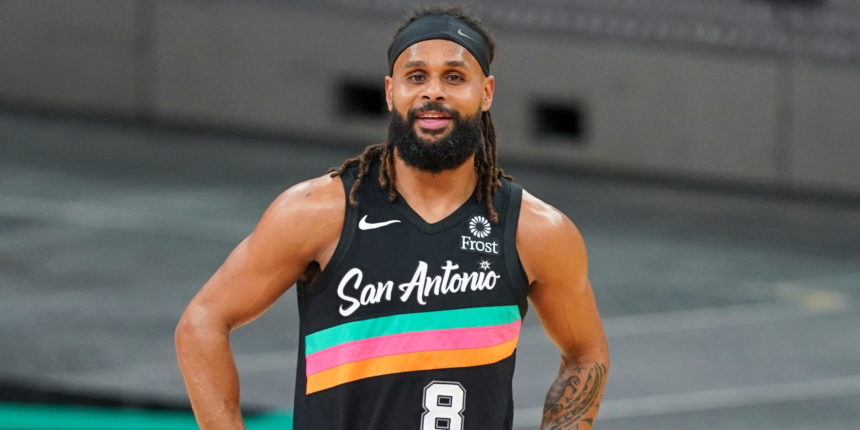 Patty Mills ecstatic to be competing for championship in Brooklyn