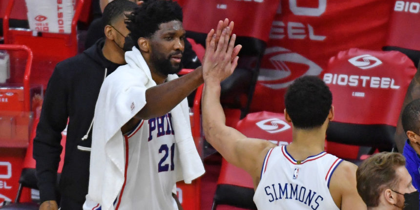 Ben Simmons drama clouds Sixers' outlook for 2021-22 season