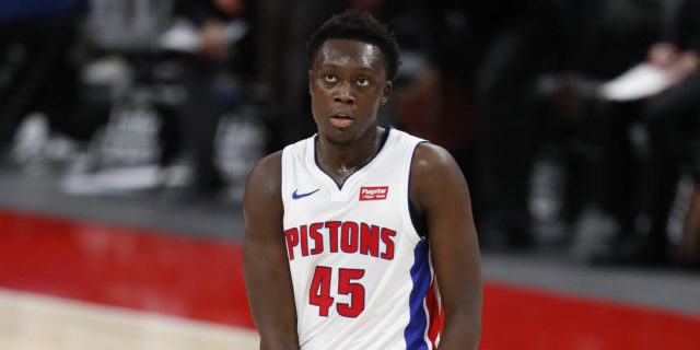Pistons moving on from Sekou Doumbouya is a head-scratcher