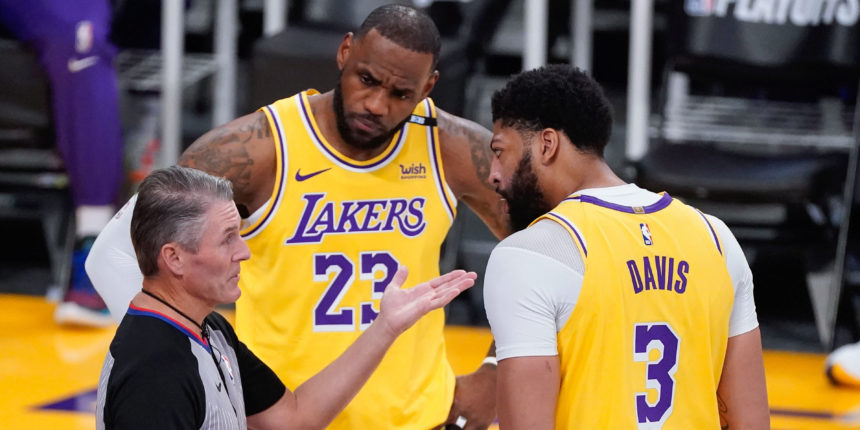 Lakers ready to revive Showtime era with Hollywood's new Big Three