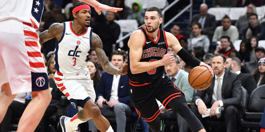 2022 NBA Free-Agent Rankings: Harden, Beal, LaVine among top-10 guards