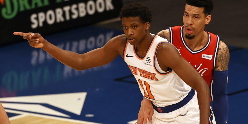 Mavericks expected to sign former Knicks guard Frank Ntilikina