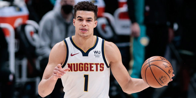 Michael Porter Jr. relives 2018 NBA Draft: 'I was in so much pain'