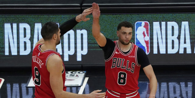 Revamped Bulls ready to finally ascend in the East
