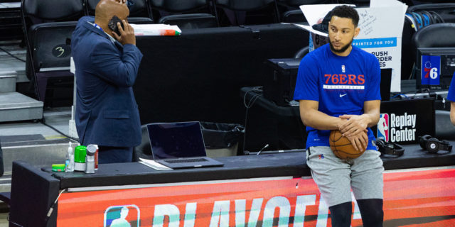 Sixers trade seems certain, but we haven't heard last of Ben Simmons