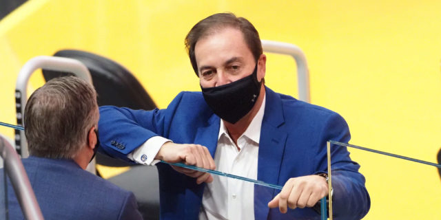 NBA fines Warriors owner Joe Lacob for comments made about Ben Simmons