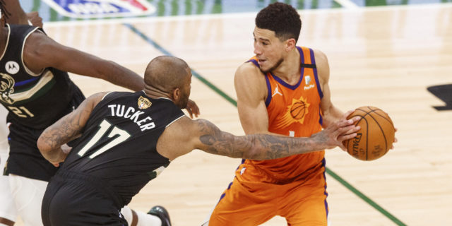 Devin Booker to miss time due to health and safety protocols