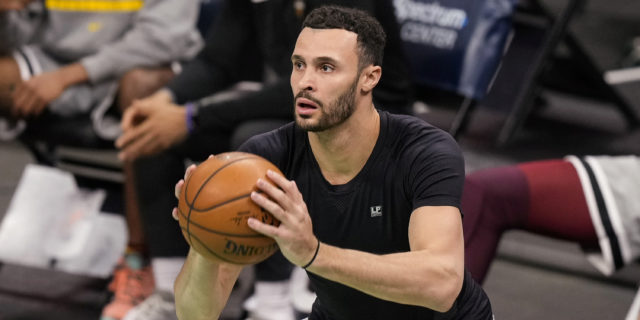 Larry Nance Jr. Q&A: 'I did not come out here to half-ass this thing'