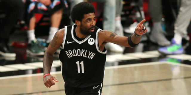 Kyrie Irving absent at Nets Media Day due to health/safety protocols