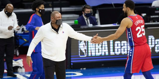 Doc Rivers on why Ben Simmons may want out in Philly: 'It's tough to play here'