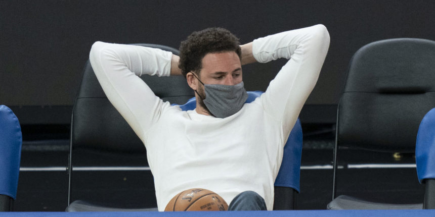 Warriors think Klay Thompson could return around January