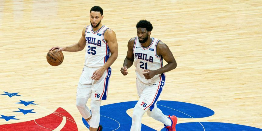 Joel Embiid calls report of Simmons wanting out 'borderline disrespectful'