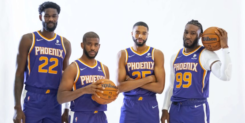 Suns return to camp after Finals loss, embrace new journey