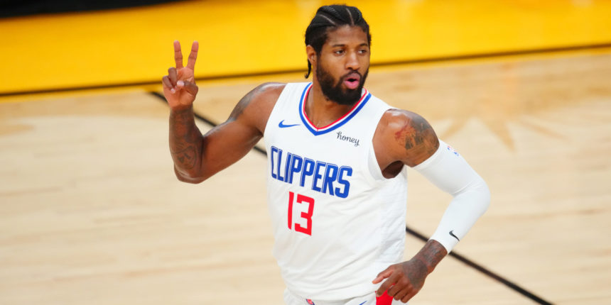 Clear-headed Paul George eager to lead Kawhi-less Clippers