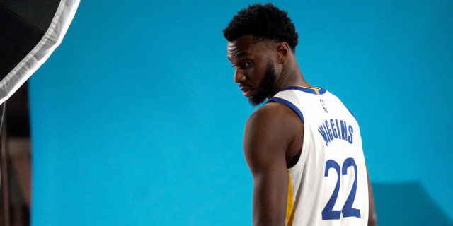 Wigging Out: How losing Andrew Wiggins would impact the Warriors