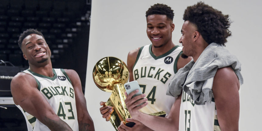 Giannis explains why he doesn't want to be buddies with NBA players