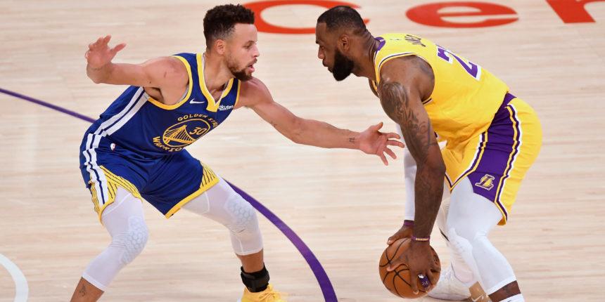2021-22 NBA Season Preview: Pacific Divison