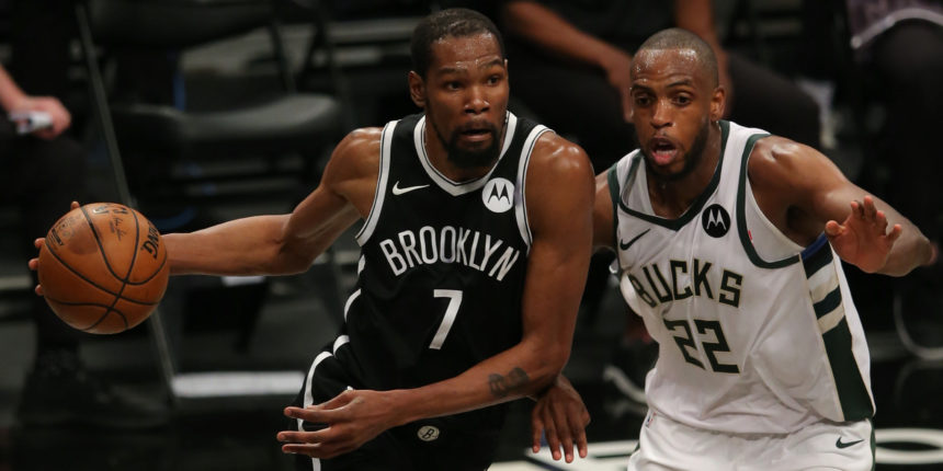NBA GMs predict Kevin Durant to win MVP, Nets to win the championship