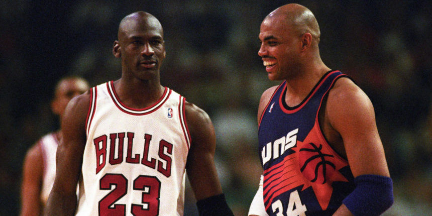 Charles Barkley talks winning 1992-93 NBA MVP over Michael Jordan