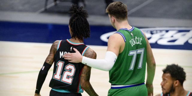 2021-22 NBA Season Preview: Southwest Division