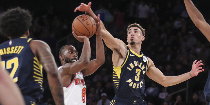 Chris Duarte exhibiting maturity, poise with Pacers already