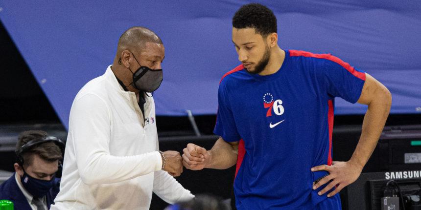 Rivers: 76ers still want disgruntled guard Ben Simmons back